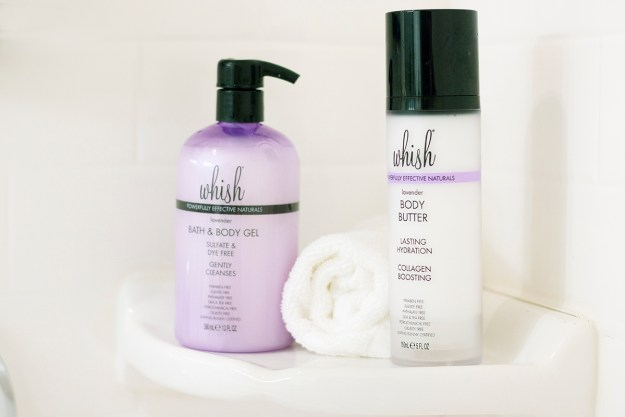 Whish Lavender Body Care Must-Haves | A Good Hue