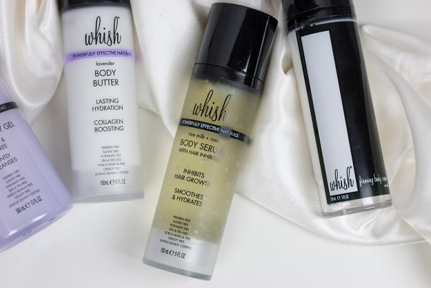 Whish Body Serum Review | A Good Hue