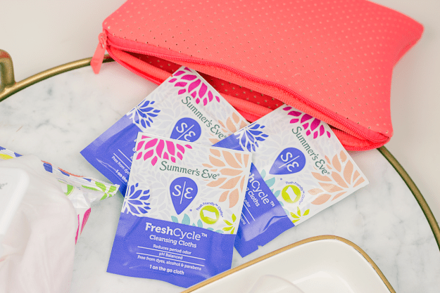 FreshCycle Flushable Cleansing Cloths Review | A Good Hue