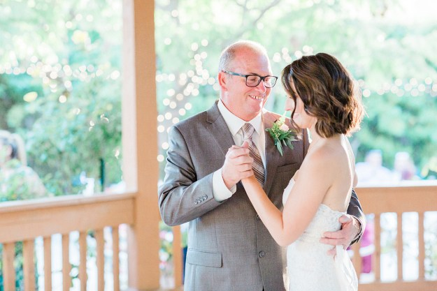Father of the Bride Dance | A Good Hue