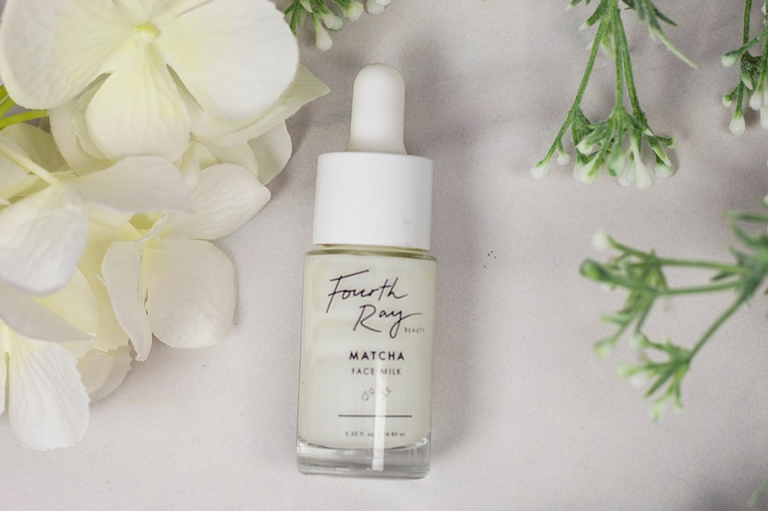 Matcha Love: Fourth Ray Beauty Matcha Face Milk | A Good Hue