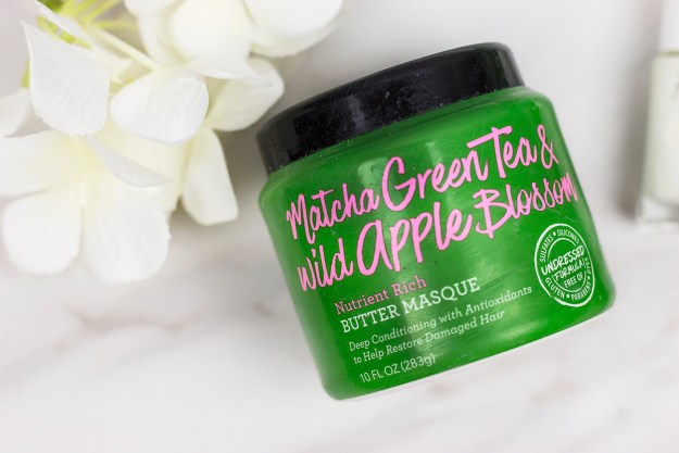 Matcha Love: Not Your Mothers - Nutrient Rich Butter Masque - Matcha Green Tea & Wild Apple Blossom | A Good Hue