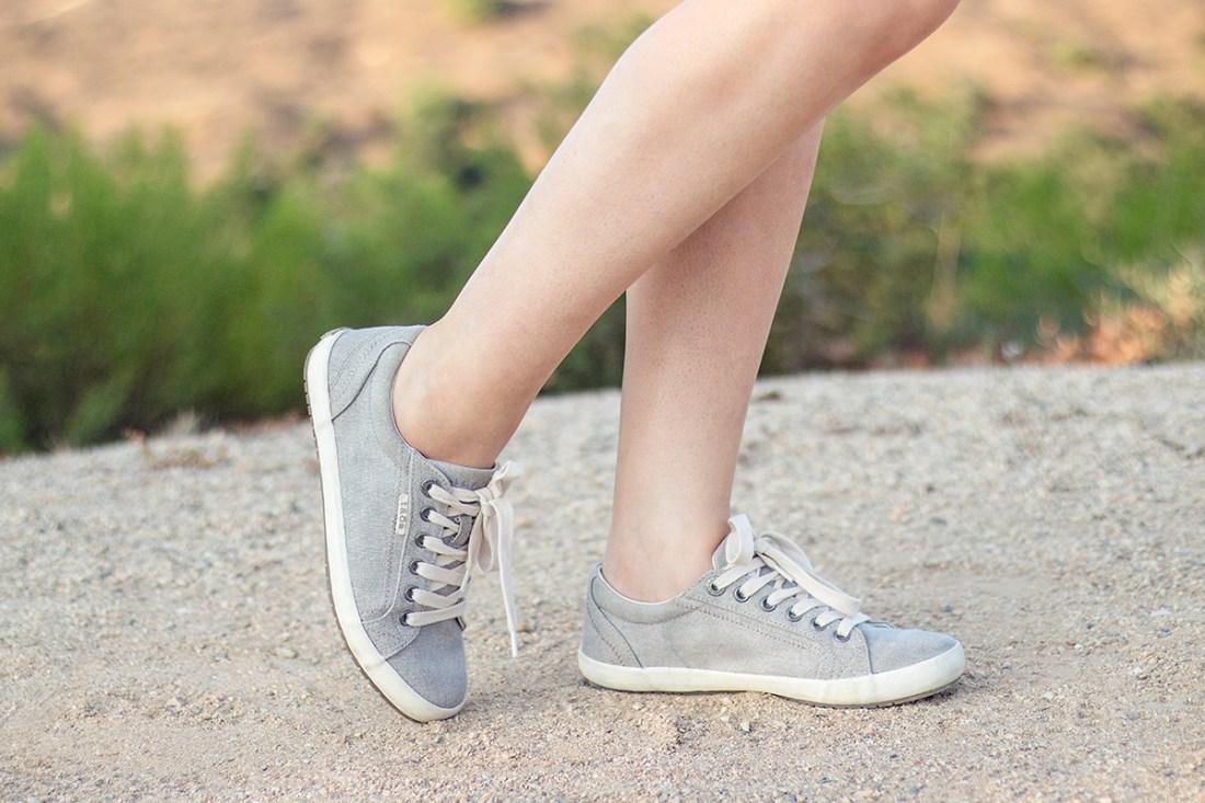 Taos Sneakers | A Good Hue