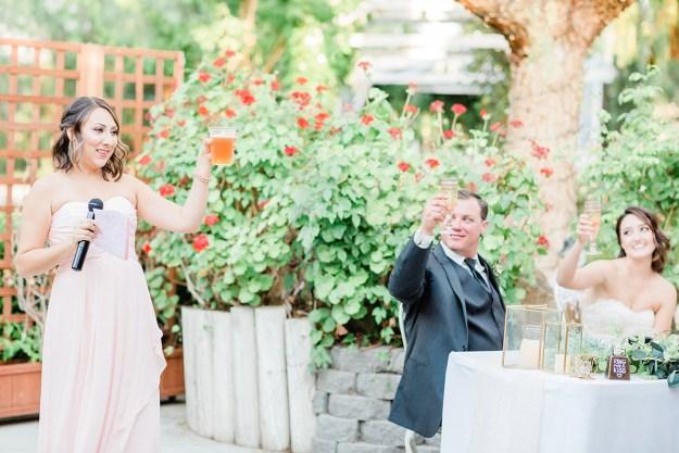 Wedding Toasts | A Good Hue