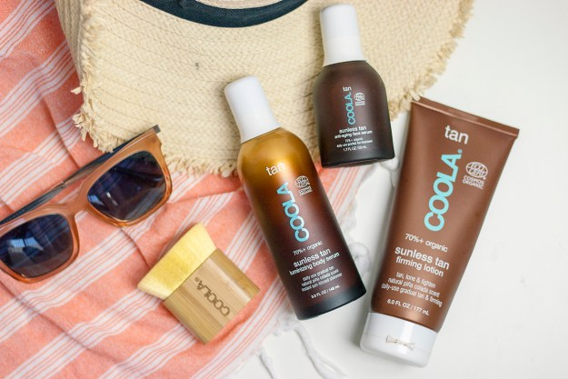 Self-Tanning with COOLA | A Good Hue
