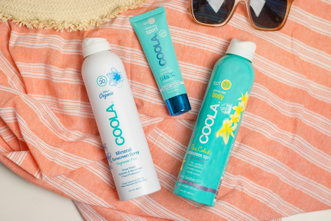 Mineral Sun Protection with COOLA   A Good Hue