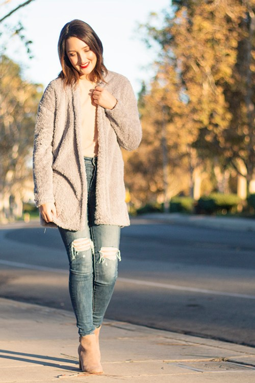Go-To Cozy Fall Outfit