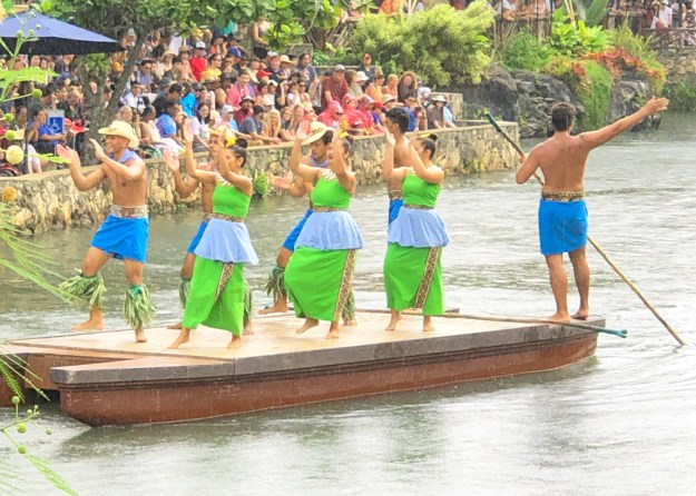 Huki at Polynesian Cultural Center | A Good Hue