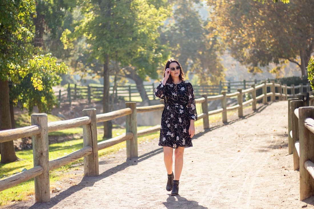 Chic, Affordable Fall Style with Elizabeth and James at Kohl's   A Good Hue