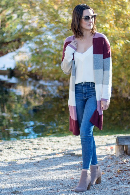 Color Block Sweater: Winter Trend to Try