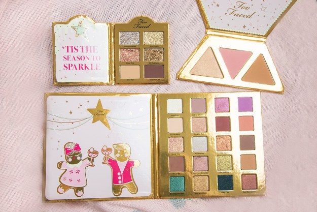 A Peek at the Too Faced Christmas Cookie House Party | A Good Hue