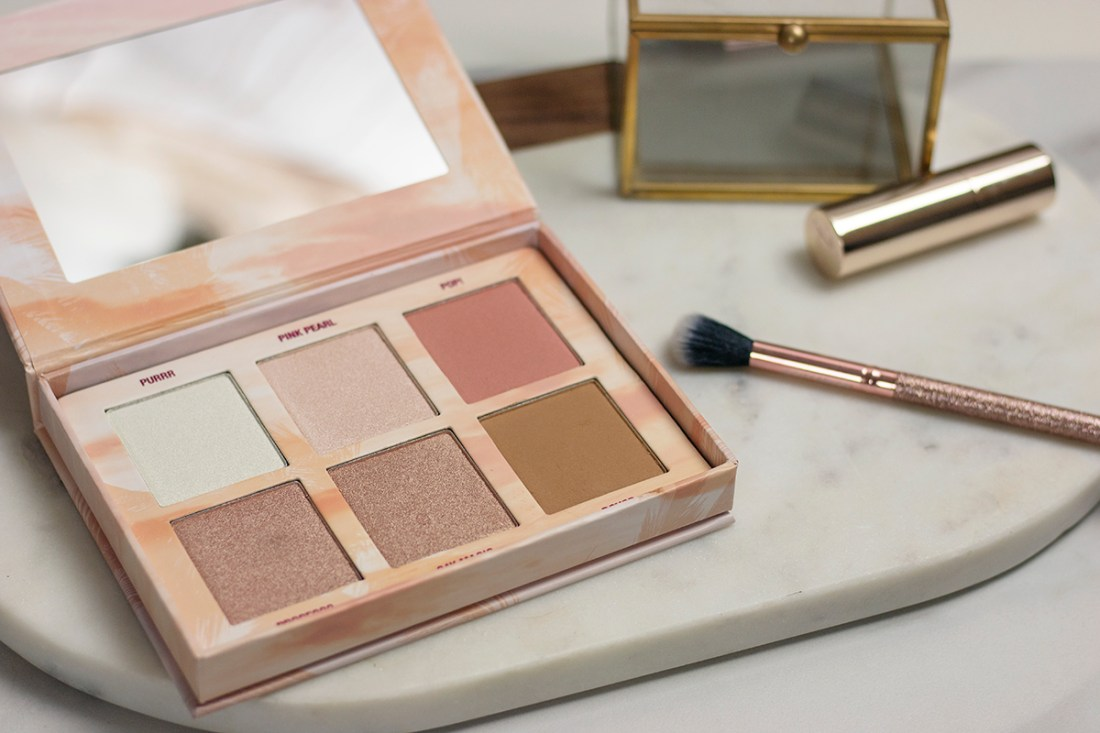 IBY Beauty Radiant Glow Palette Review | A Good Hue