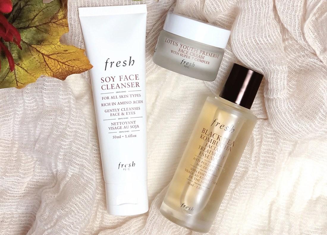 Fresh Beauty Skincare Review | A Good Hue