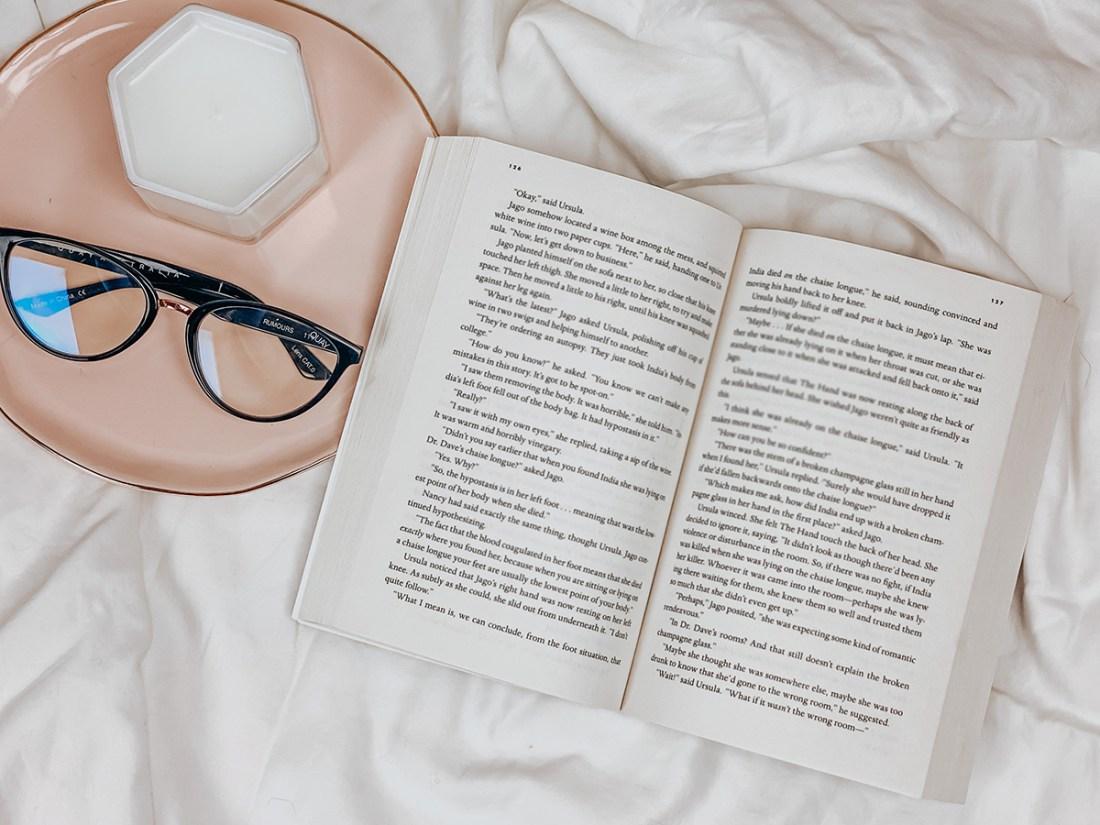 Quarantine Reading: List | A Good Hue