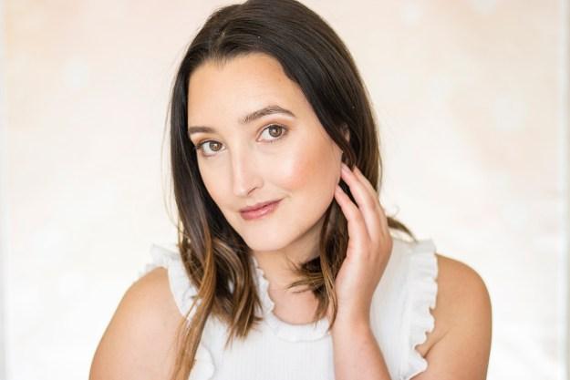 Target Beauty Makeup Look | A Good Hue