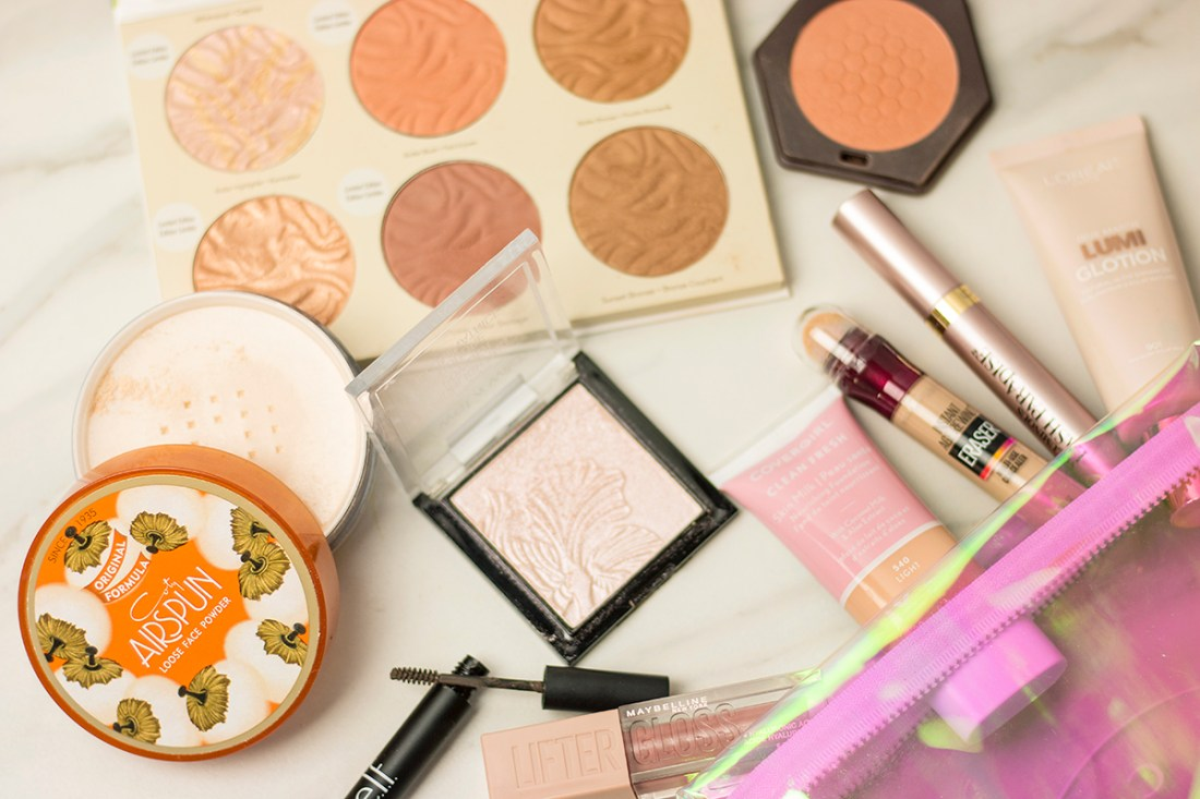 Affordable Target Beauty Makeup Routine | A Good Hue