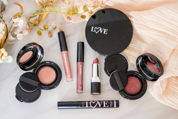 Soft Glam for Fall with Avon   A Good Hue