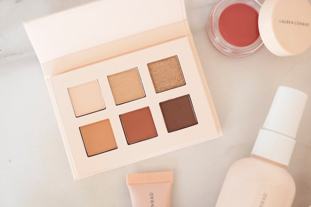 Lauren Conrad Beauty Eyeshadow Palette | A Good Hue