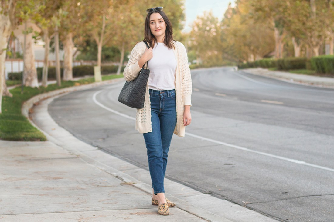Casual Fall Outfit | A Good Hue