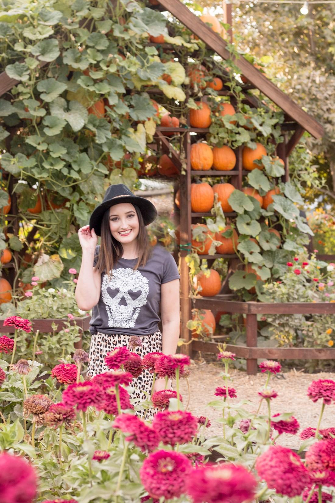Pumpkin Patch Outfit Ideas | A Good Hue