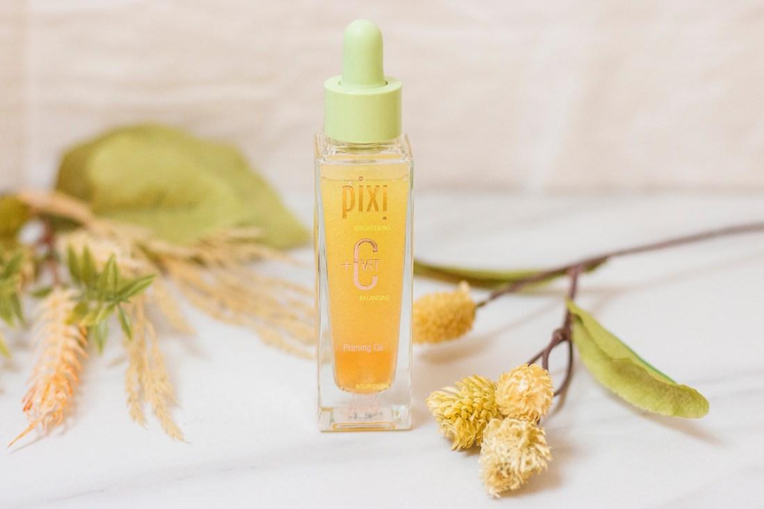 Pixi Beauty +C VIT Priming Oil | A Good Hue Blog