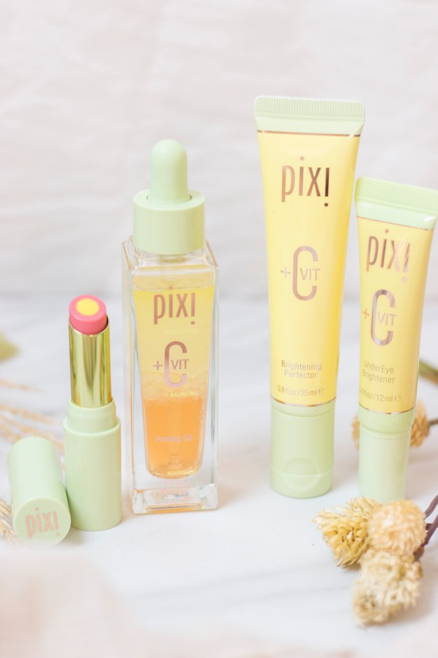 Pixi Beauty +C VIT Collection Review | A Good Hue Blog