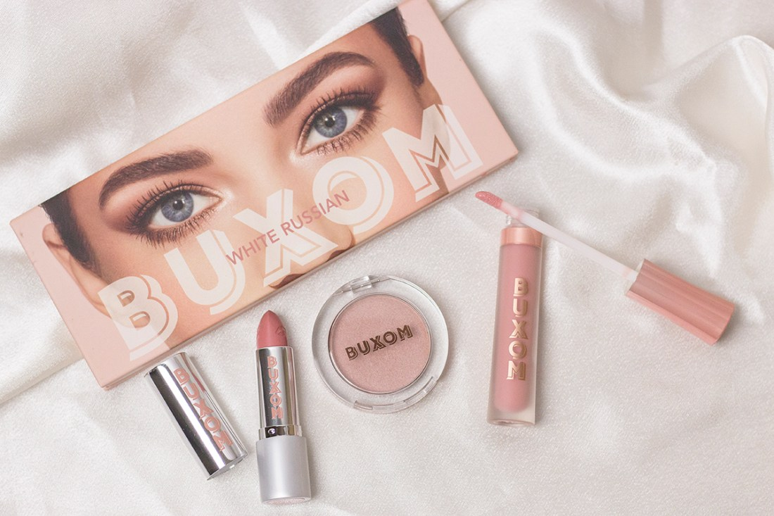 Buxom Cosmetics White Russian Collection | A Good Hue