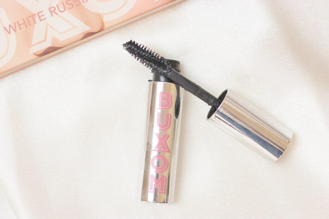 Review: Buxom Cosmetics Xtrovert Mascara
