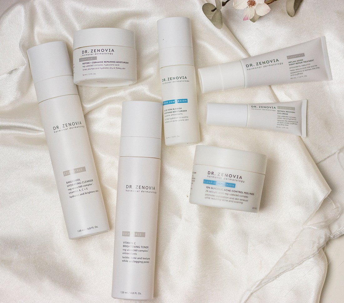 My Clear Skin Journey with Dr. Zenovia | A Good Hue