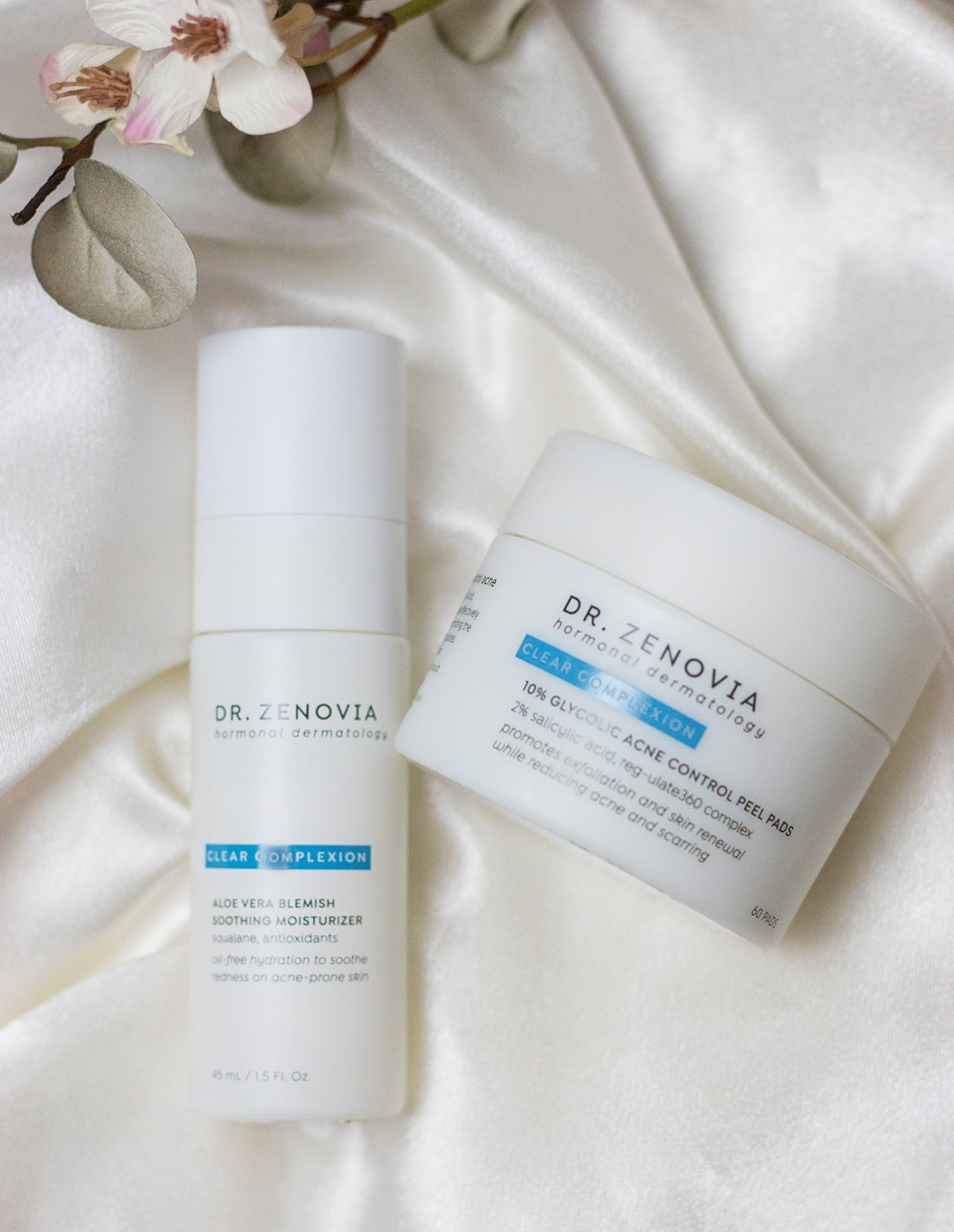 Review: Dr. Zenovia Clear Complexion Collection | A Good Hue