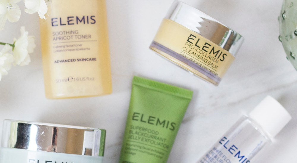 Relaxing At-Home Facial with Elemis
