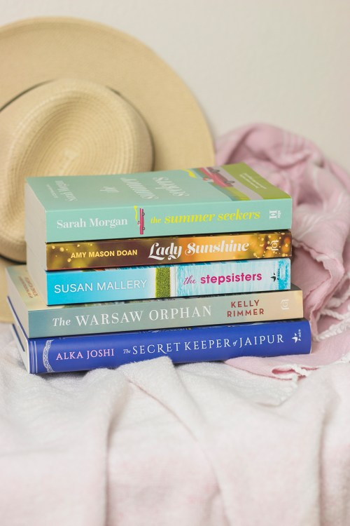 My Summer 'Beach Read' Book List