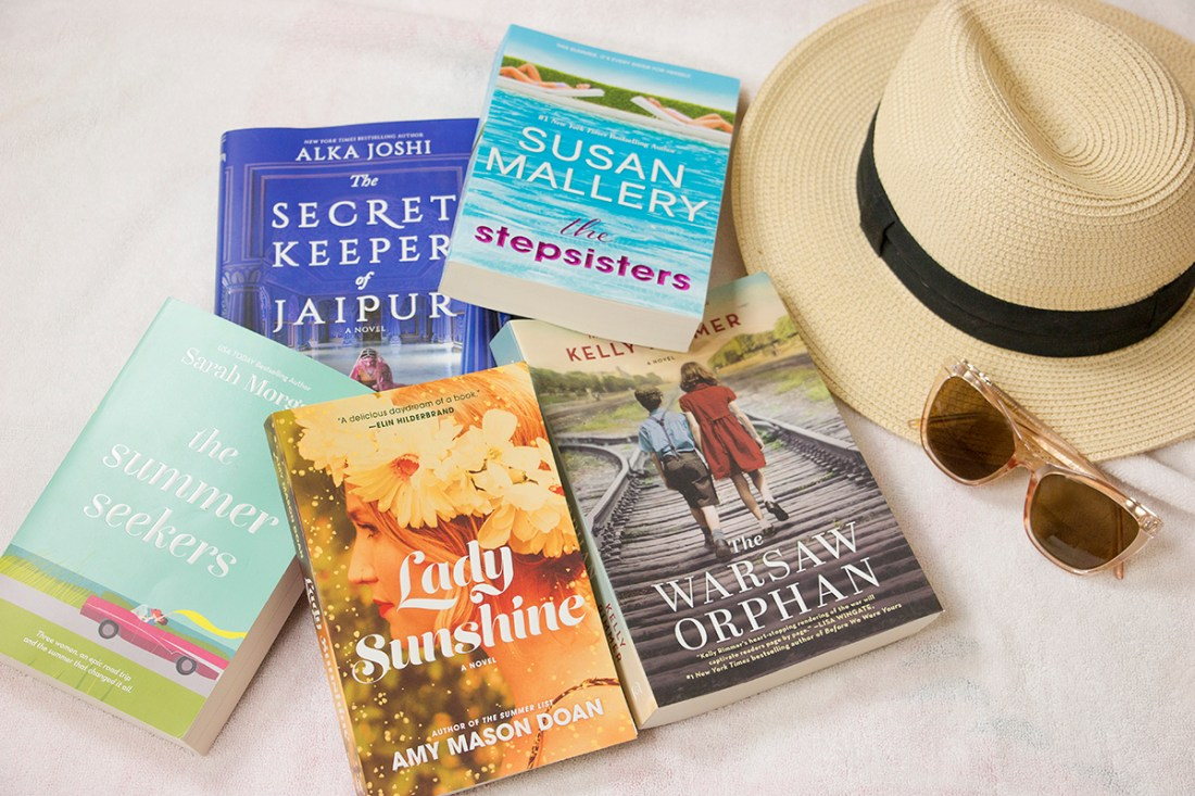 Top Summer Book Picks from Harper Collins | A Good Hue