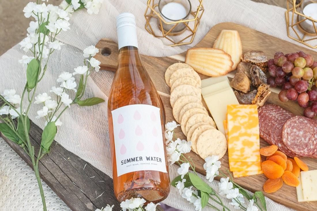 Winc Summer Water Rosé Wine | A Good Hue