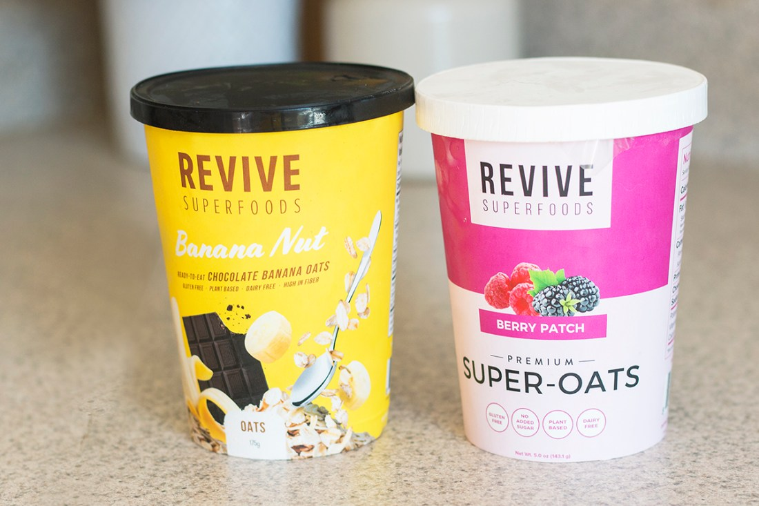 Super Oats from Revive Superfoods   A Good Hue