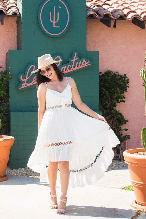 My Stay At Les Cactus Boho Boutique Hotel in Palm Springs