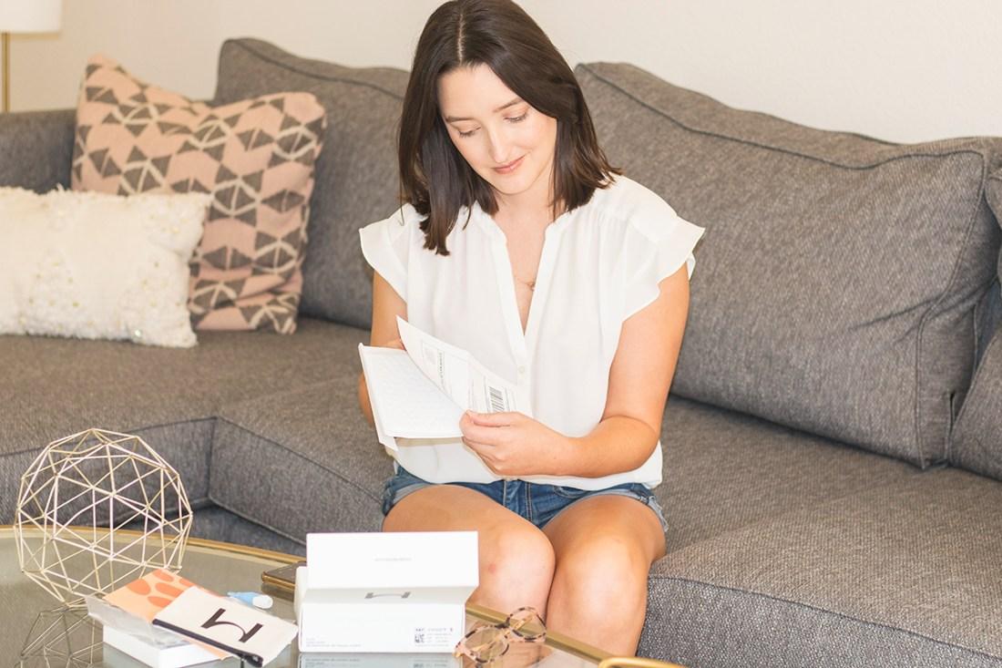 Modern Fertility At-Home Test | A Good Hue