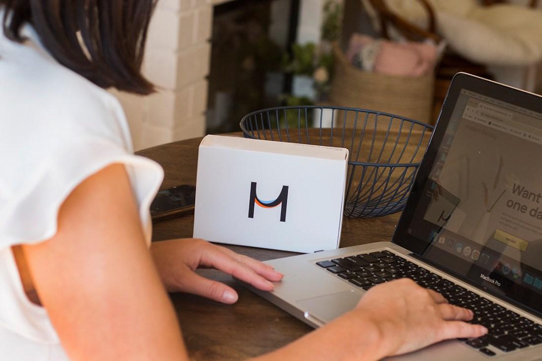 Tracking Modern Fertility Test Results Online | A Good Hue
