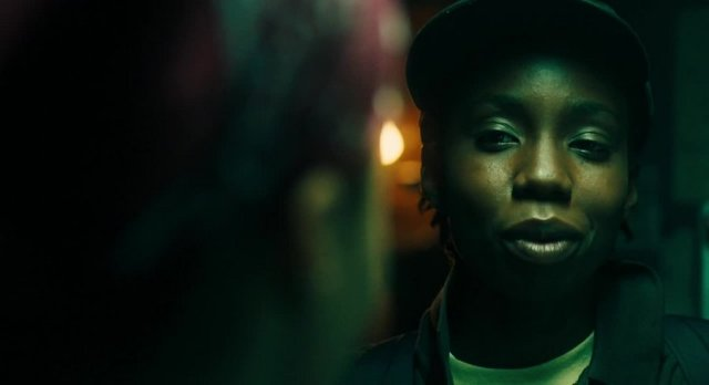 Shot from the movie Pariah (2011)