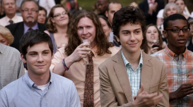 Shot from the movie Stuck in Love (2012)