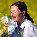 Allergie starnuto