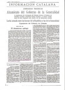 La Vanguardia 9 de octubre de 1934 001