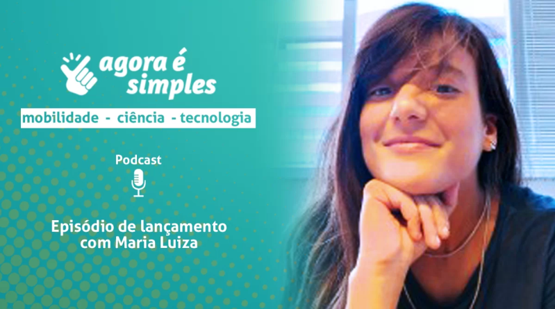 Podcast com Maria Luiza da NTU
