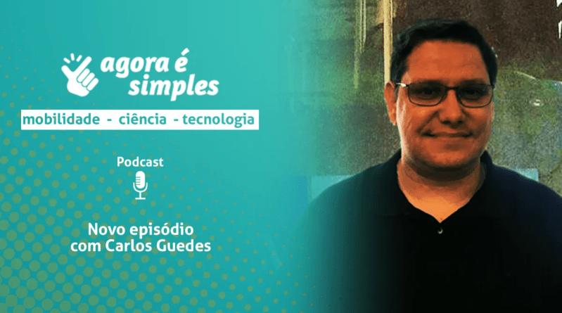 Podcast com Carlos Guedes