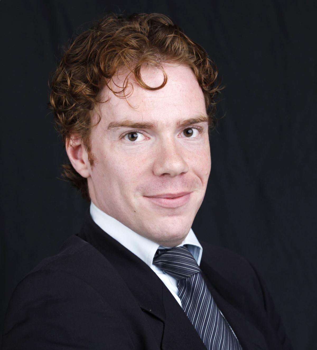 portretfoto Bas van Bommel