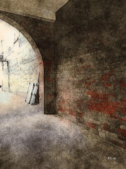 BARBARA STOREY O'Higgin's Alley 2016