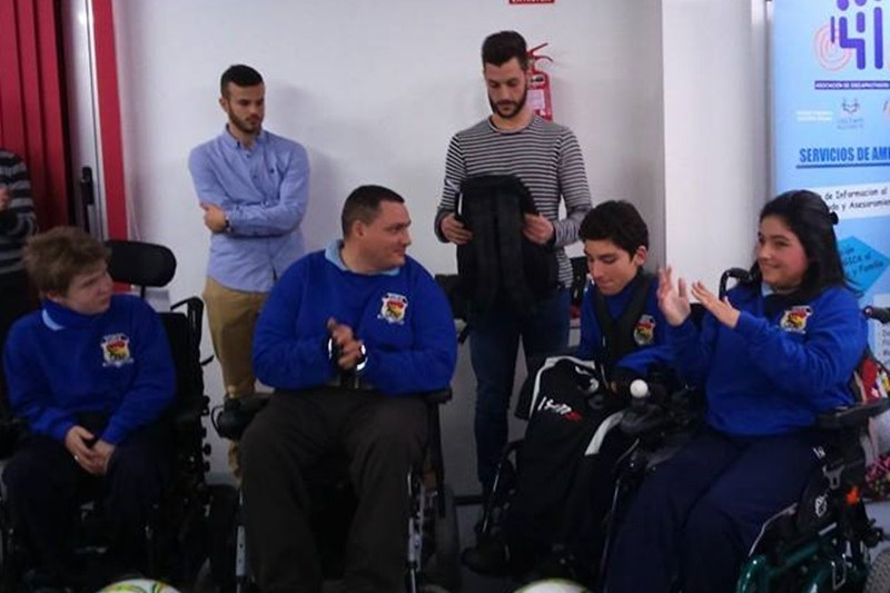 Vicent Maciá y su perseverancia por introducir el Power Chair en España
