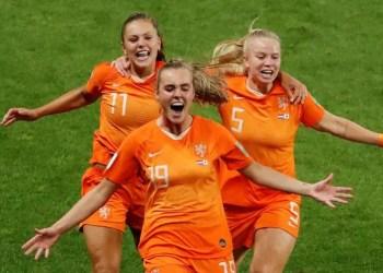 Holanda derrota o Japão na Copa Feminina - REUTERS/Stephane Mahe/Direitos reservados