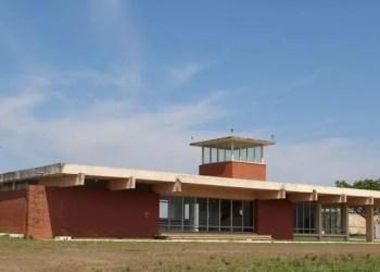 Imagem do Aeroporto de São Borja. Crédito: Divulgação/Prefeitura de São Borja