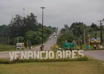 Alternativas como alteração no traçado e sistema de iluminação no trevo de acesso à Capital do Chimarrão na RSC-287 também serão sugeridas ao Estado. Foto: Leandro Osório/AI PMVA